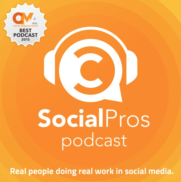 Social Media Pros Podcast with Jim Baer and Adam Brown