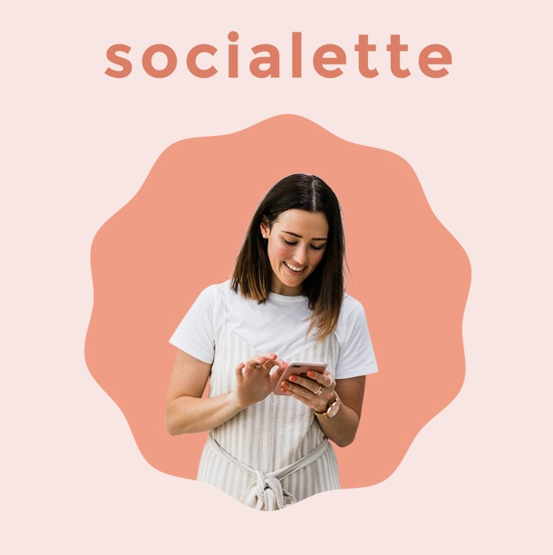 Socialette Podcast with Steph Taylor