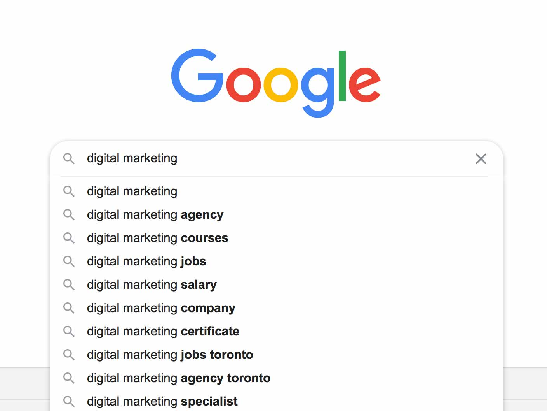 Google Search   Agency Vista
