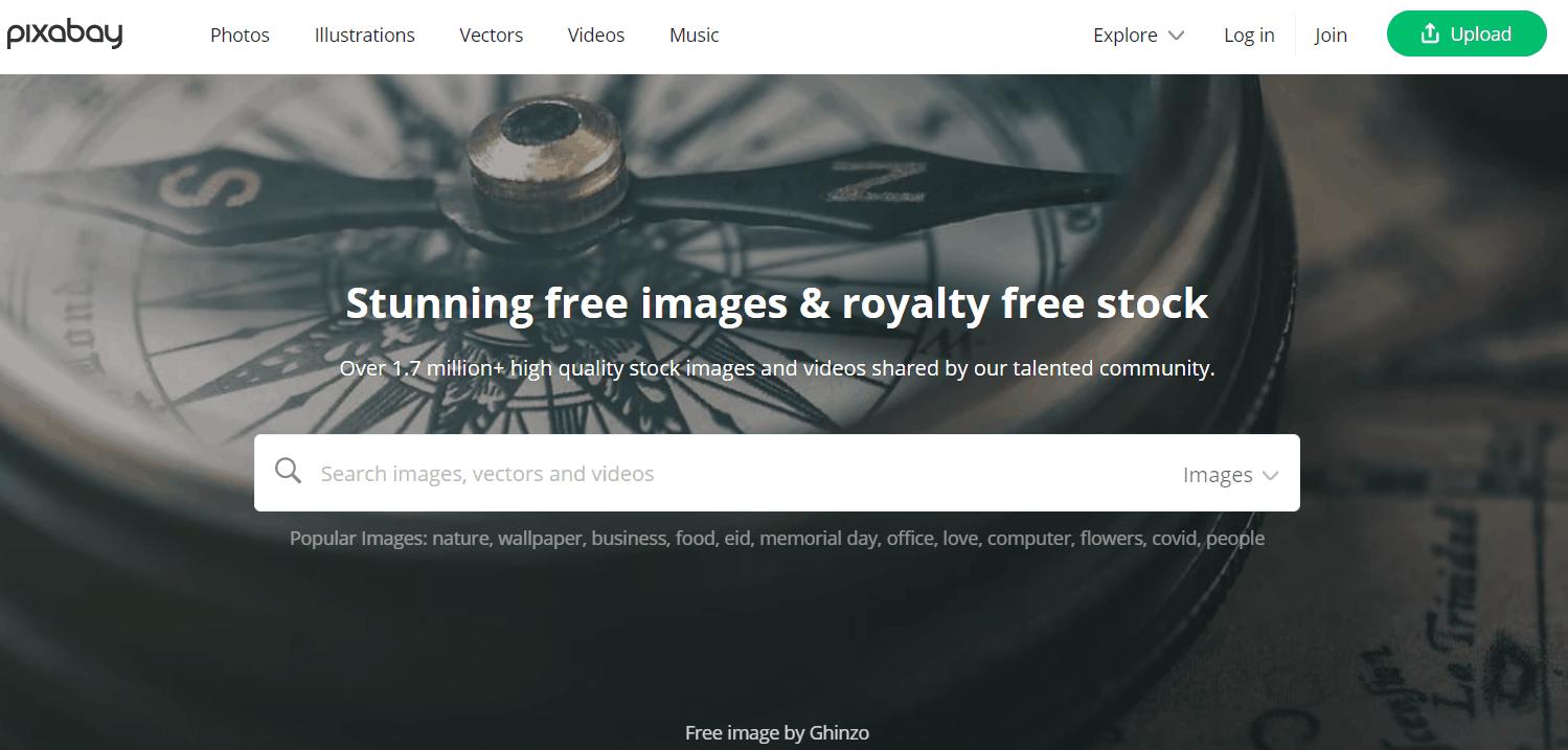 Pixabay Free Images | Agency Vista