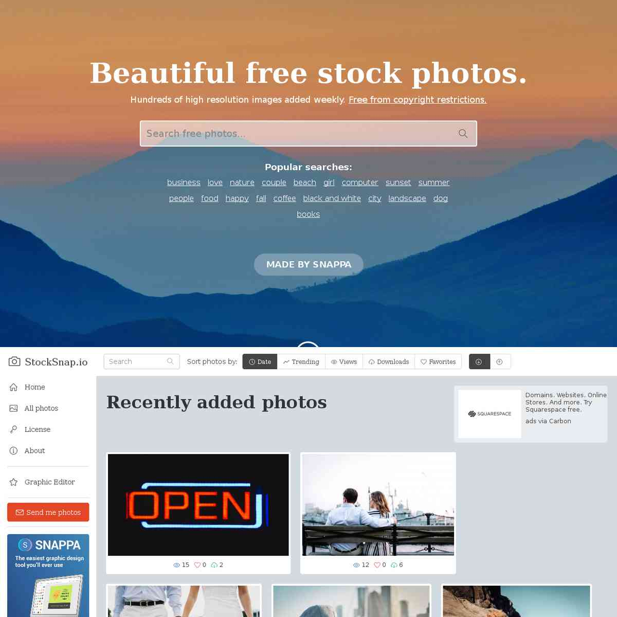 StockSnap | Agency Vista