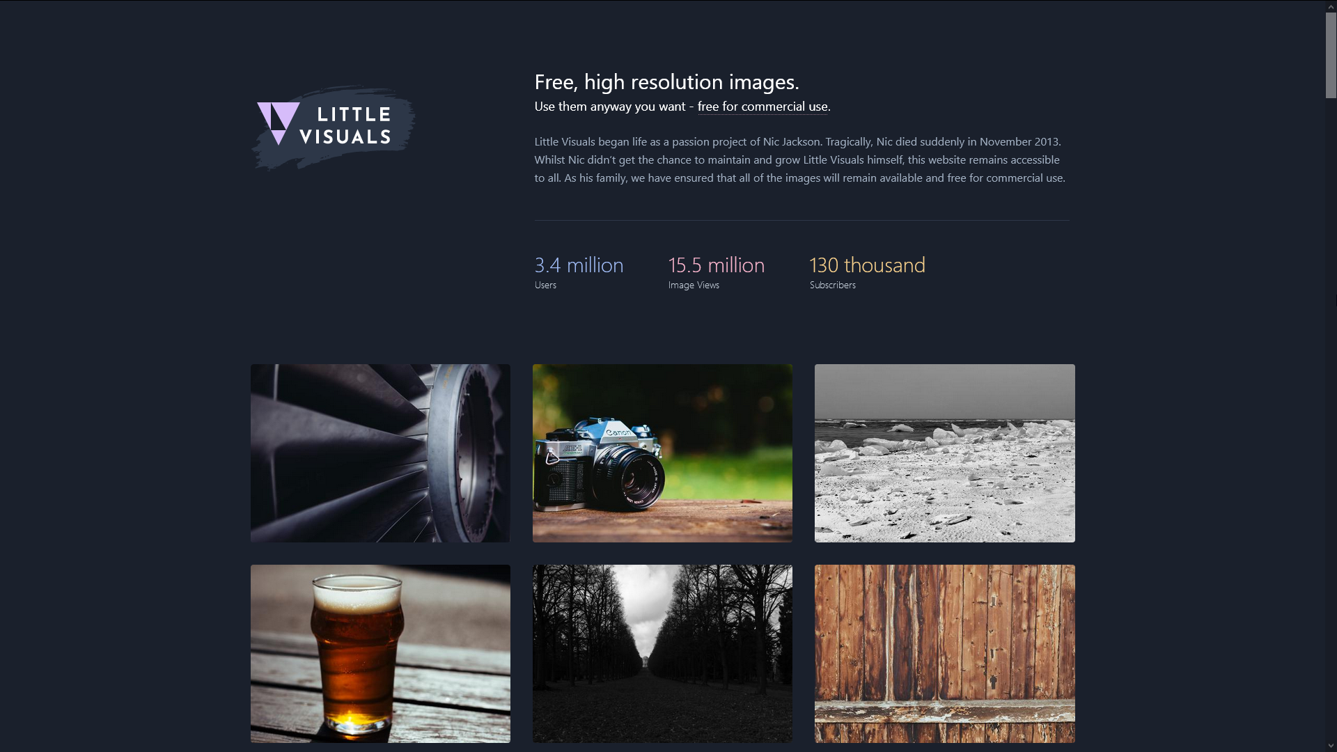 Little Visuals Free Images | Agency Vista