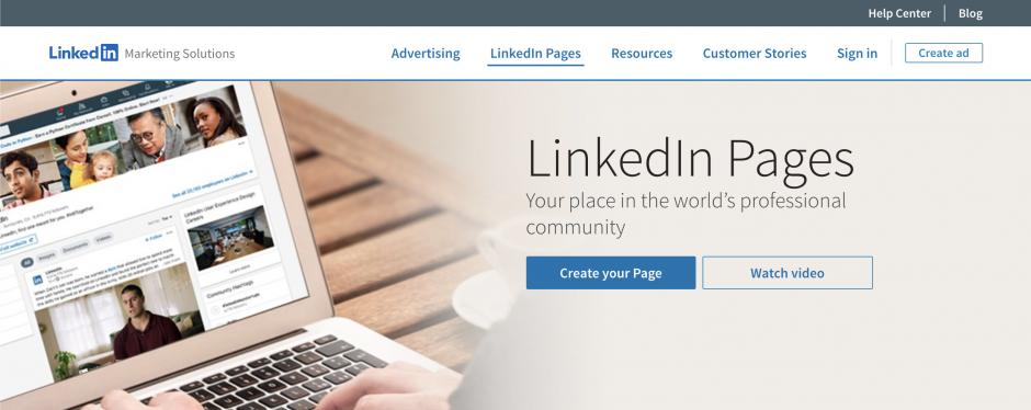 LinkedIn Pages | Agency Vista