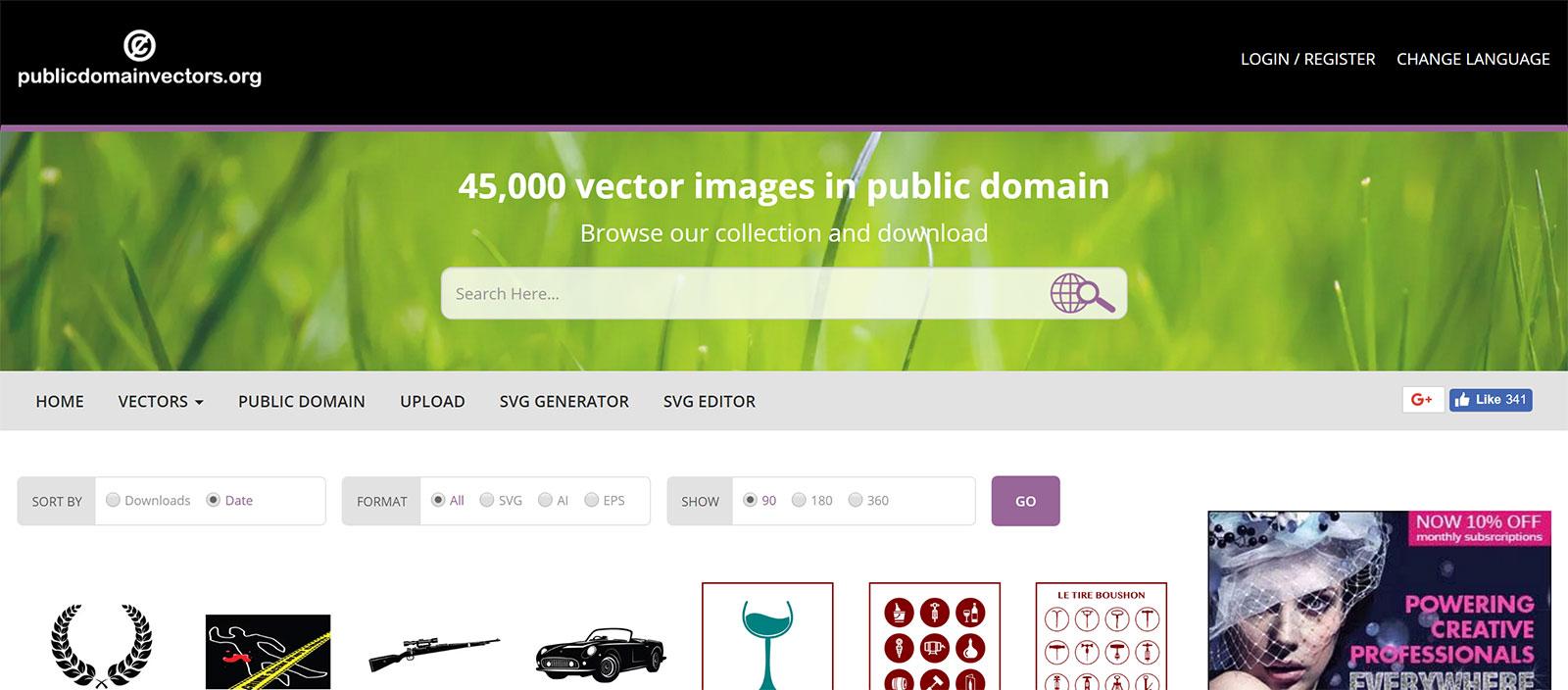 Publicdomainvectors.org | Agency Vista