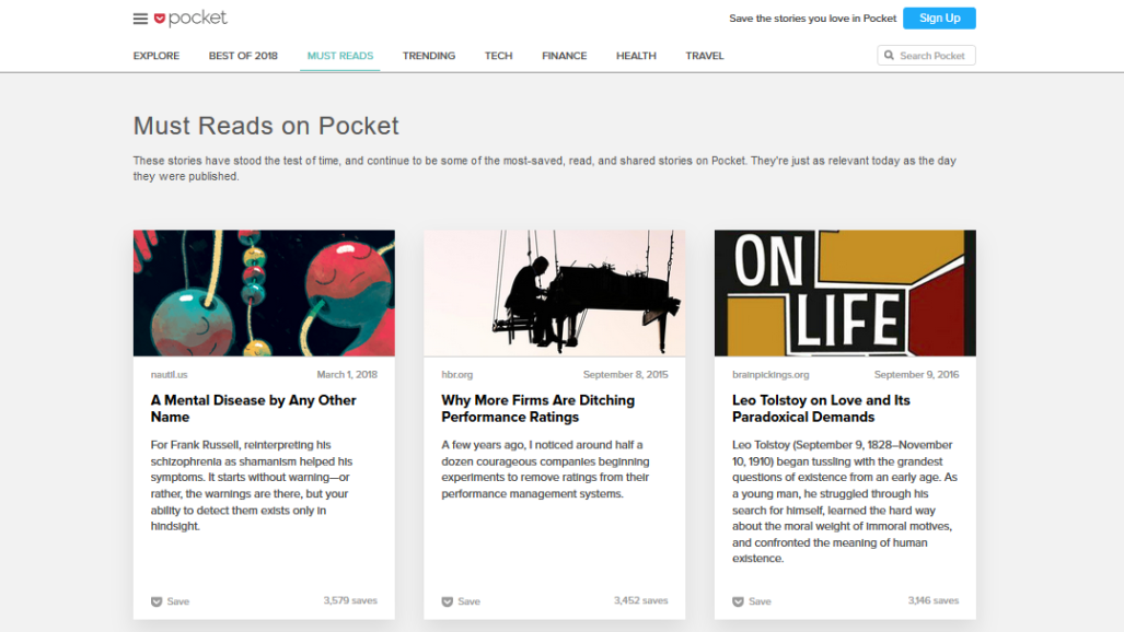 Blogging | Pocket | Agency Vista