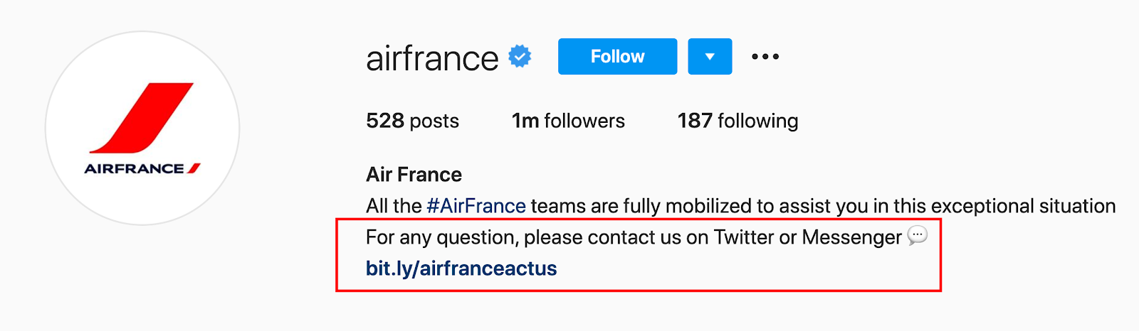 Best Ways to Engage With Your Instagram Audience | Air France | Agency Vista