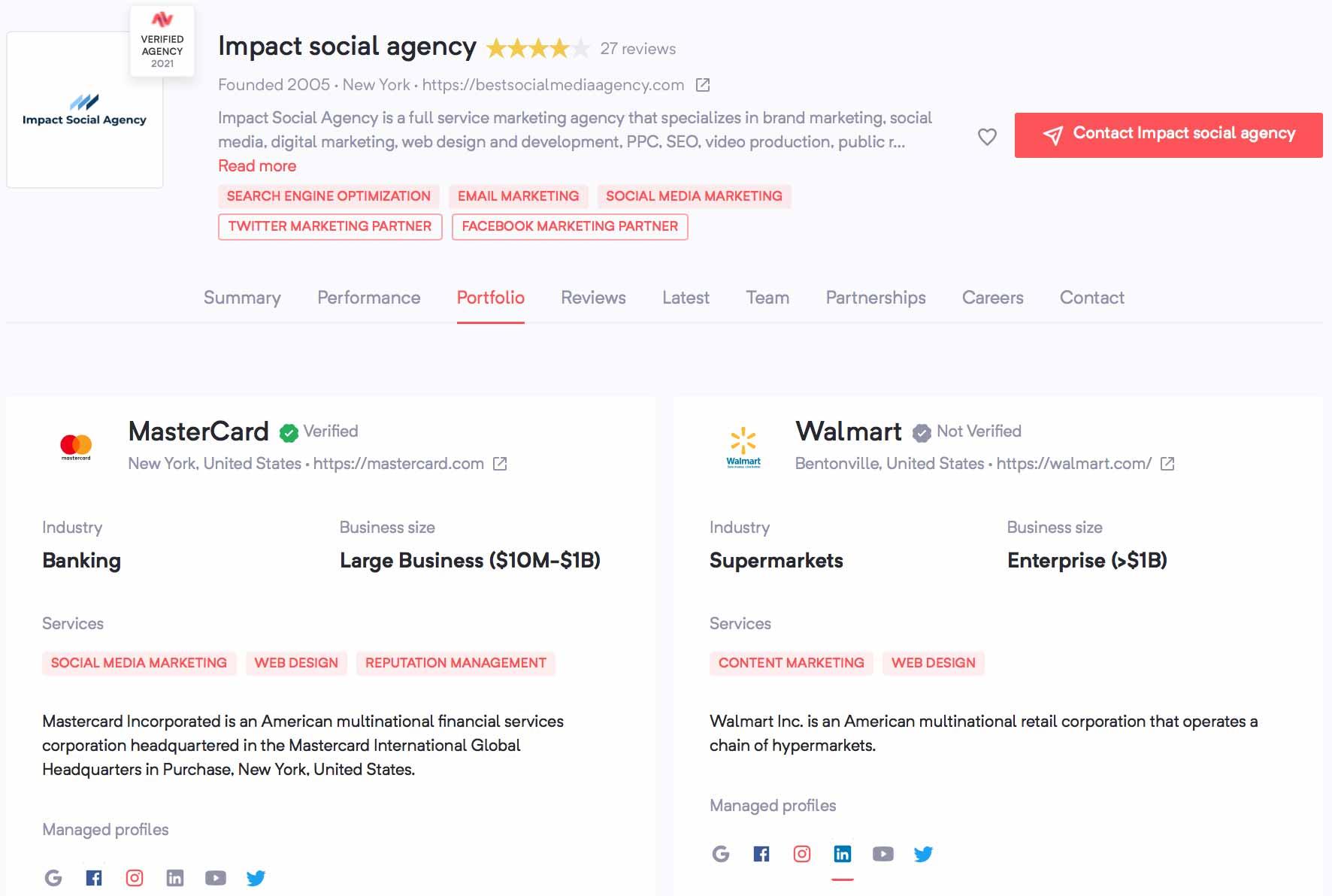 Social Media Marketing Agency | Agency Vista