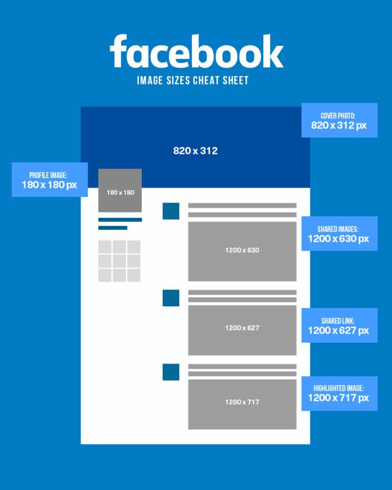 Facebook Social Media Image Size | Agency Vista