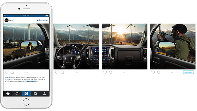 Instagram Marketing | Carousel | Agency Vista