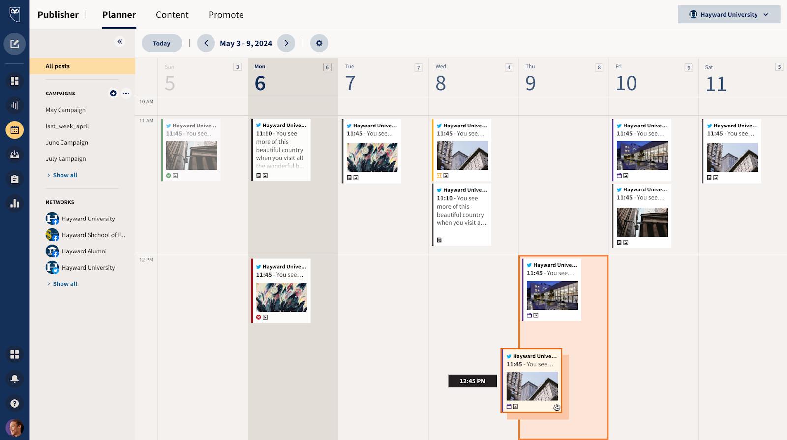 Instagram Scheduling Tools | Hootsuite | Agency Vista