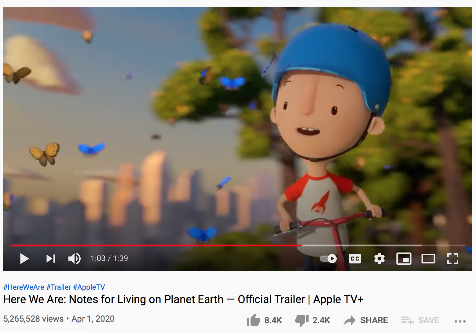Earth Day Marketing Campaigns: Apple