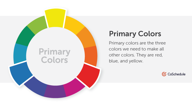 Psychology of Color - CoSchedule - Agency Vista