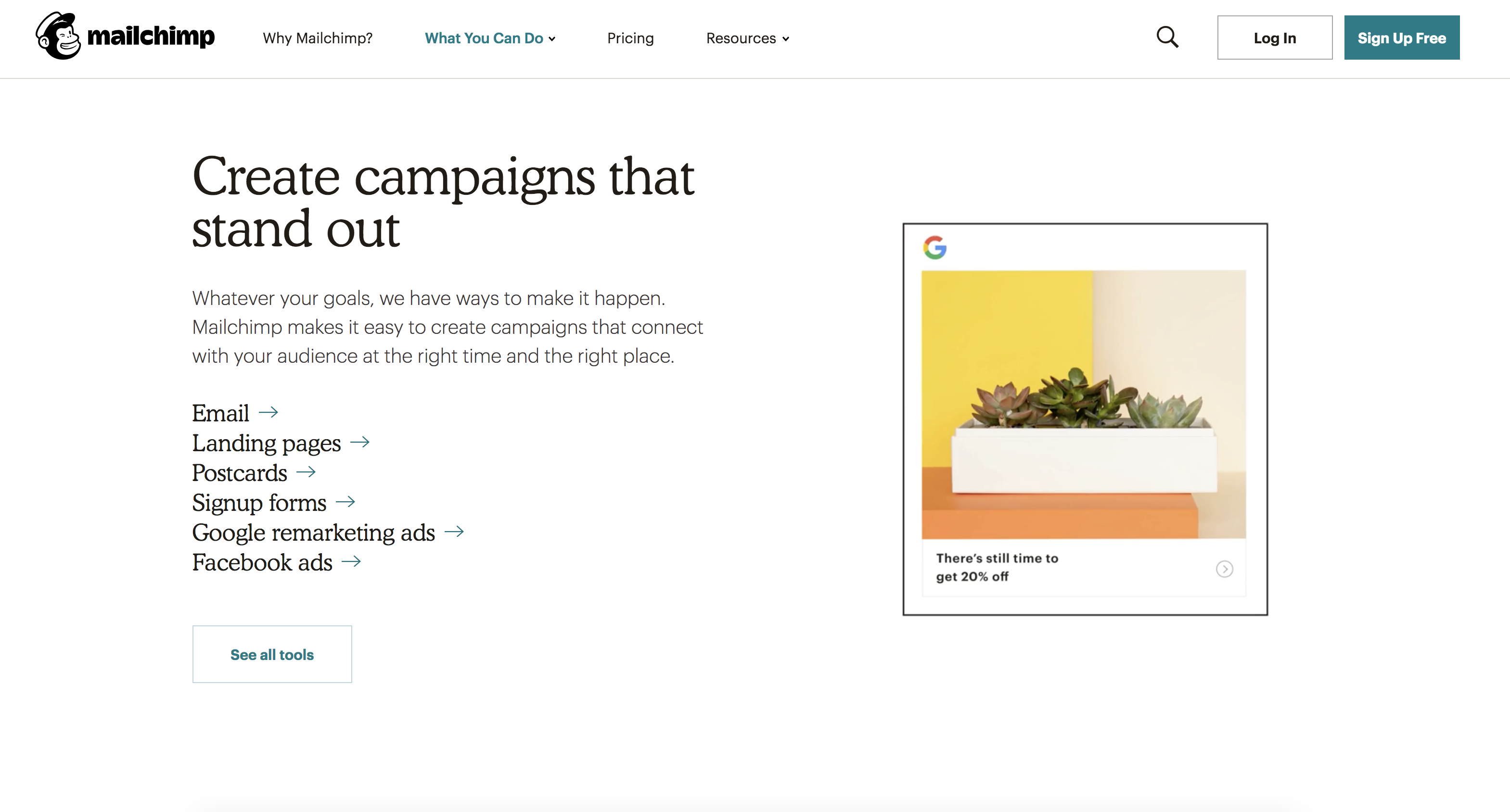 Email Marketing Tools | MailChimp | Agency Vista