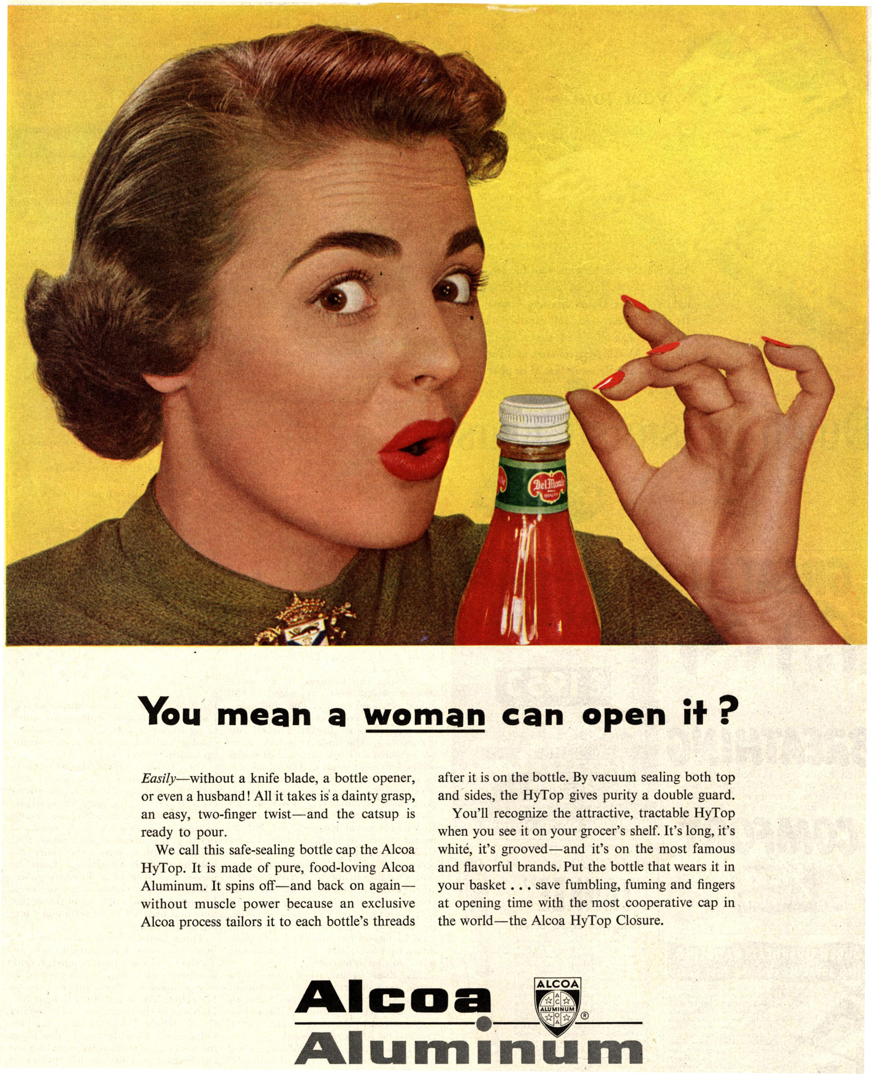 Stereotyping in Marketing Campaigns | Vintage Ad