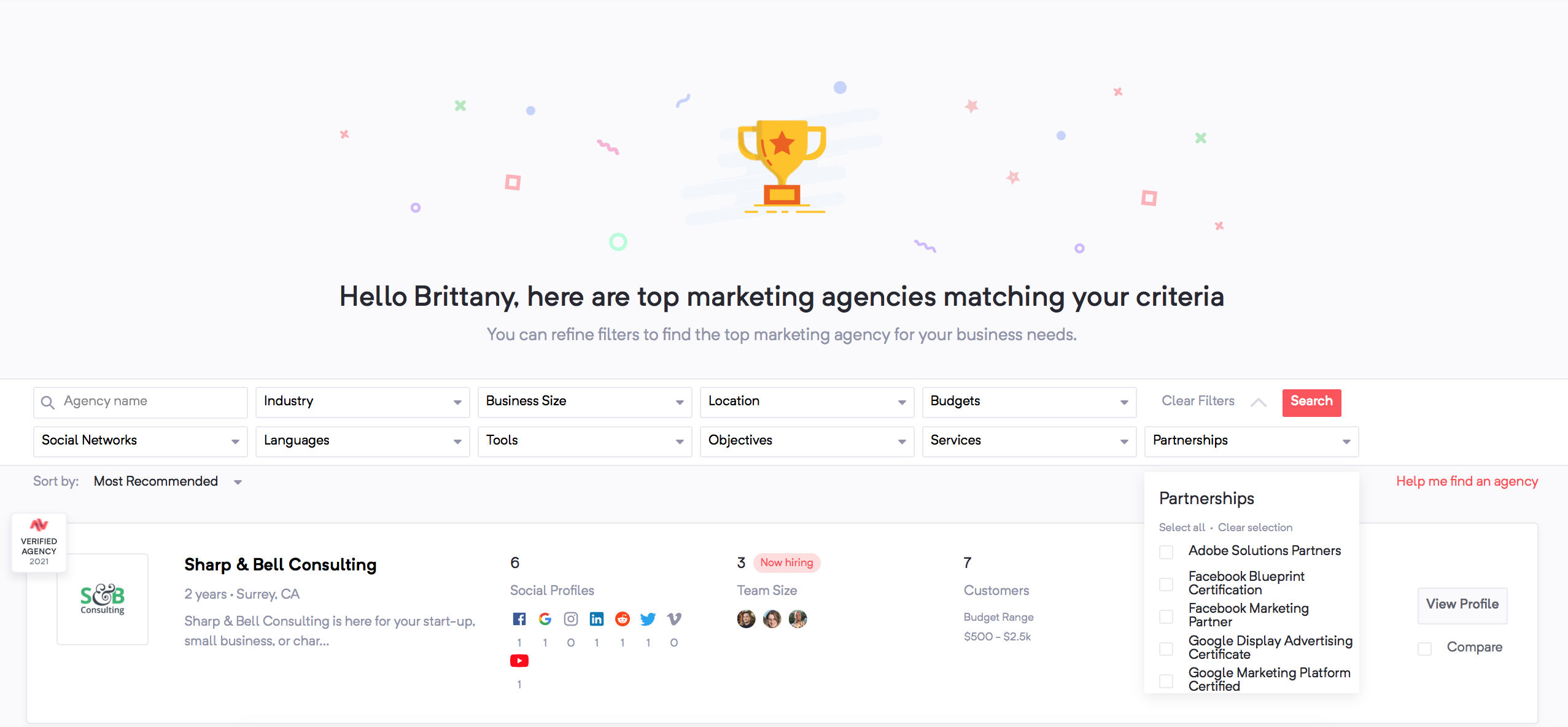 Hiring a Digital Marketing Agency in a Post-Pandemic World | Agency Vista Search