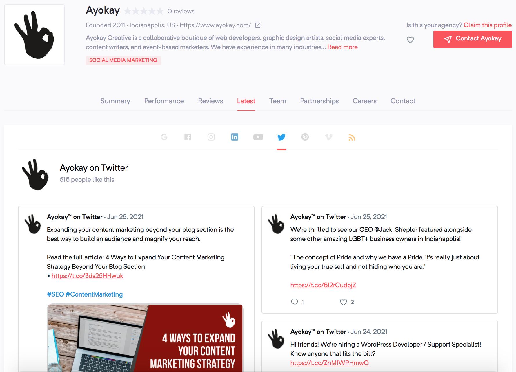 Ayokay | Agency Vista