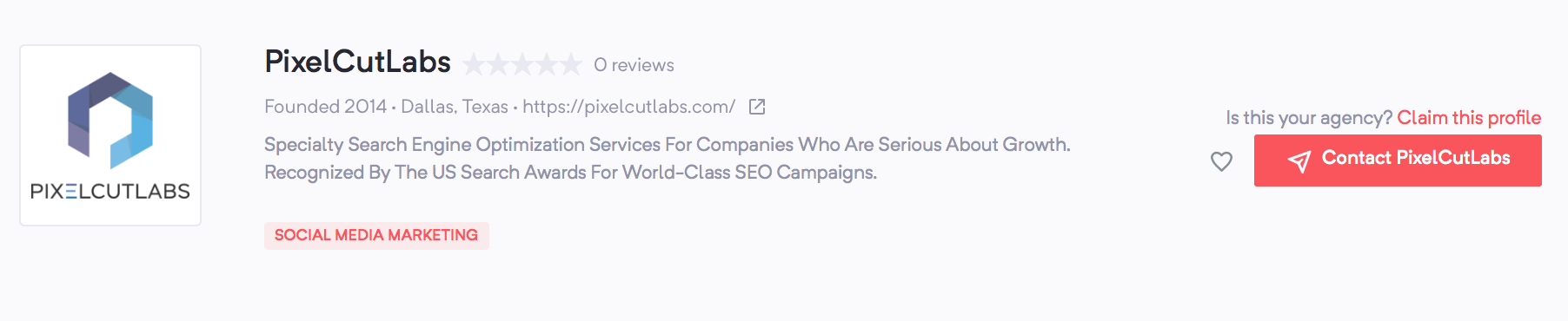 PixelCutLabs | Agency Vista