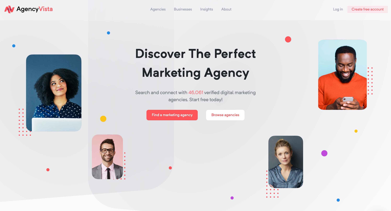 Performance-based Marketing Tools: Agency Vista