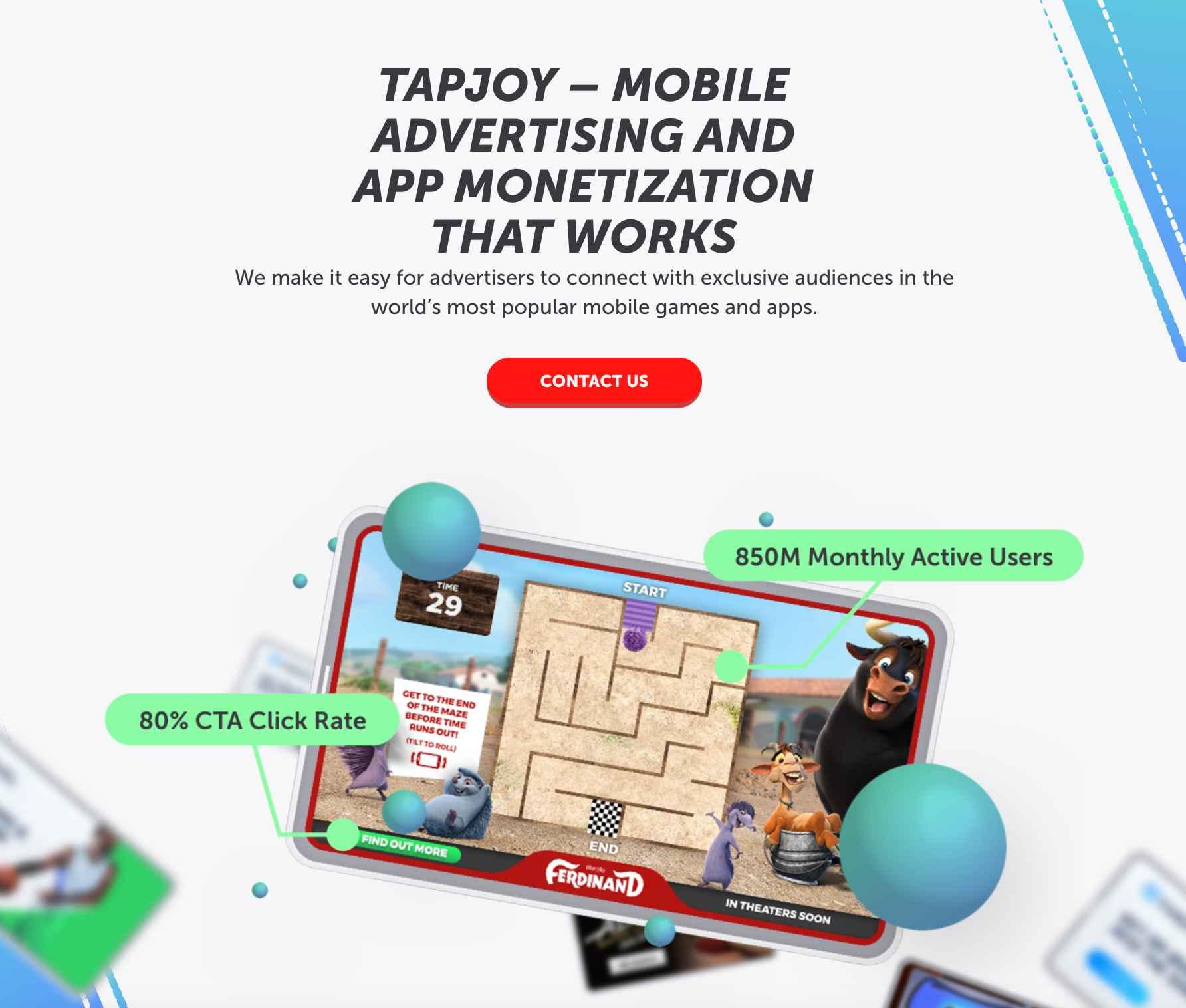 Marketing Software: TapJoy
