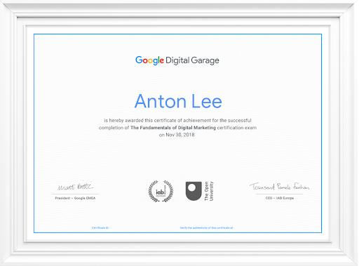 Digital Marketing Courses | Google | Agency Vista