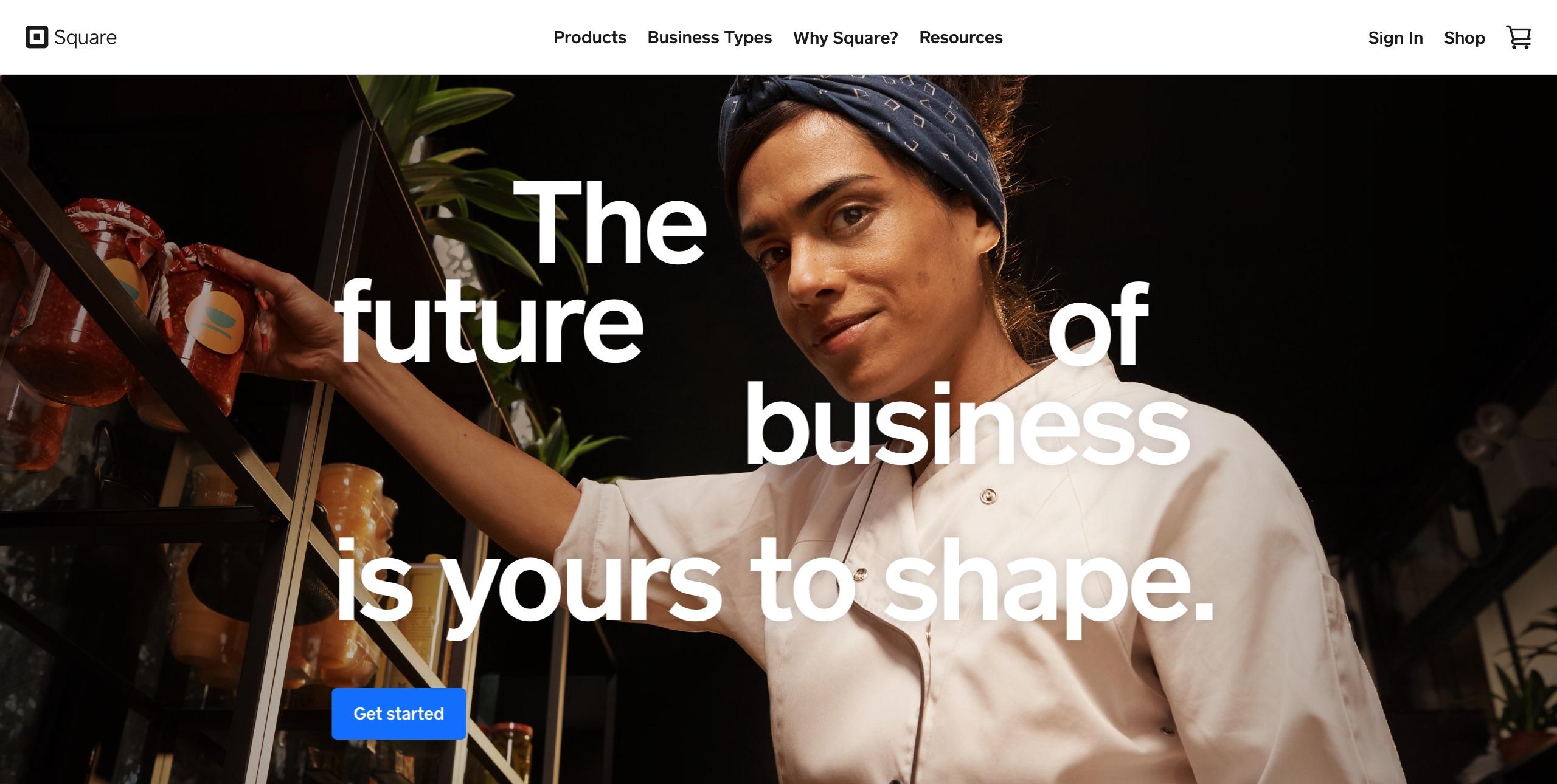 digital marketing call-to-action | Square | Agency Vista