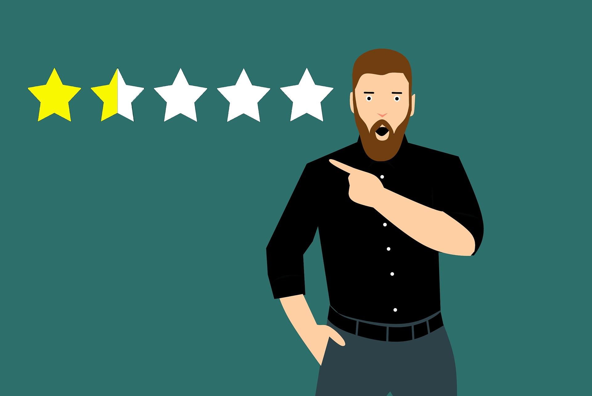 online reputation management | positive and negative reviews
